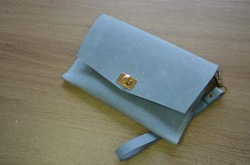 Výroba vlastního koženého psaníčka