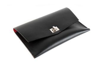 Mini kabelka kožená