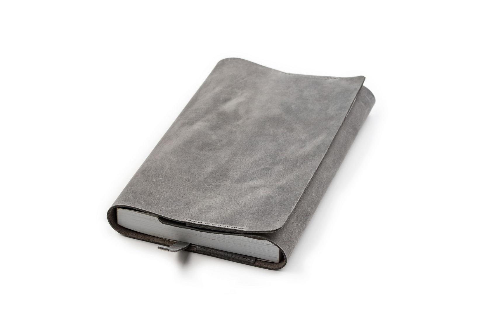 Kožený obal na knihu univerzální