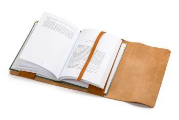 Prémiový obal na knihu A5 - česká ruční výroba
