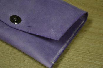 Kurz výroby koženého psaníčka