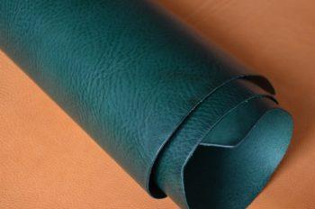 Třísločiněná vysoce kvalitní useň v zelené é barvě