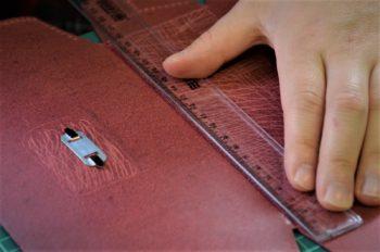 Kurz výroby kabelky z exkluzivních, vysoce kvalitních usní
