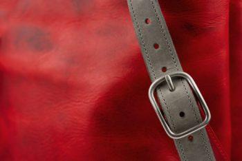 Kožený batoh z vysoce kvalitní hovězí kůže
