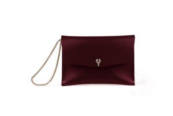 Ilustrační foto (ukázka): Řetízek classic lze použít i jako poutko a kabelku nosit zavěšenou přes zápěstí