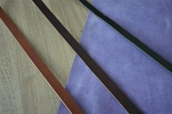 Kurz výroby velké kabelky - fialová barva