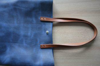Kurz výroby velké kabelky